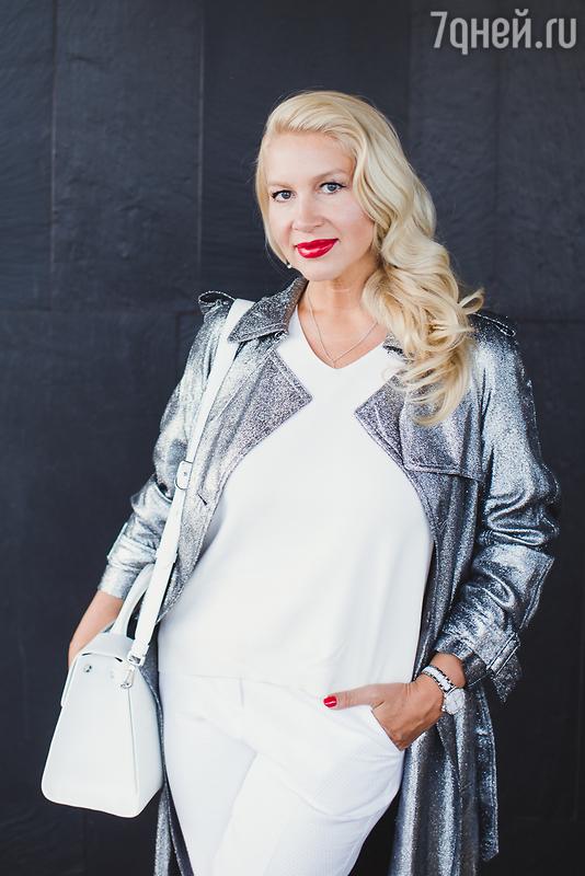 Екатерина Одинцова блистала на показе фильма в Барвихе