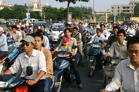 Вьетнам: мотоциклы вне закона - Фото 1