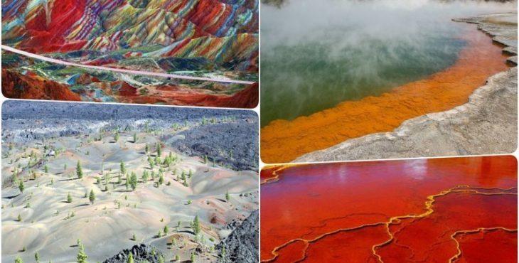 Необитаемые места на Земле, которые выглядят так, словно человечества не существует