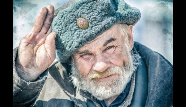 Пожилой россиянин в Германии…