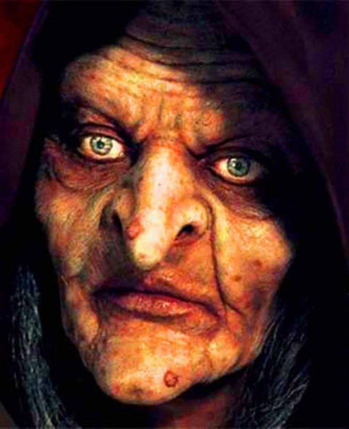 Урсула Шиптон - настоящая история английской ведьмы.