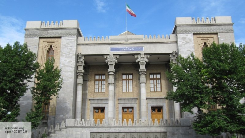 МИД Ирана: «Американская зав…