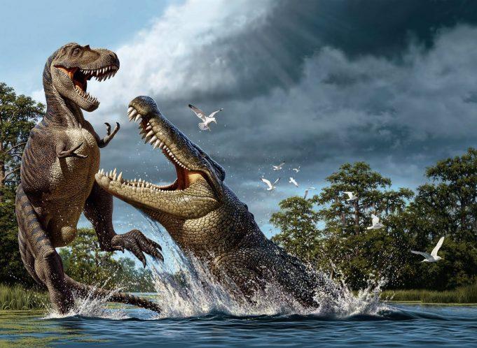 Самые большие доисторические животные