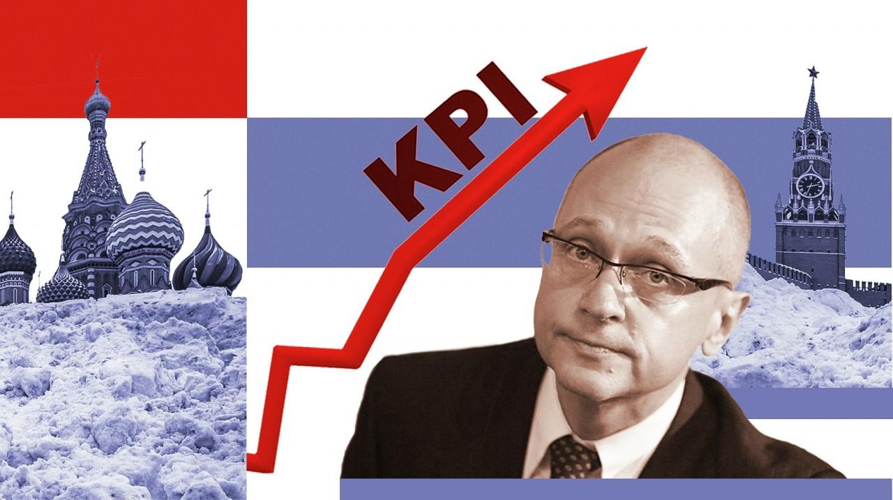 KPI для чиновников по-кремлевски. Как будет работать власть?