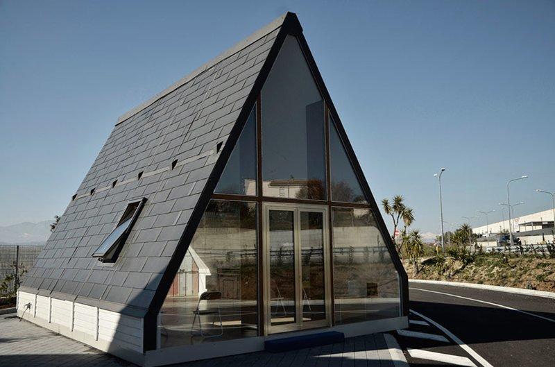 На постройку этого дома, стоимостью $33 000, понадобилось всего лишь 6 часов