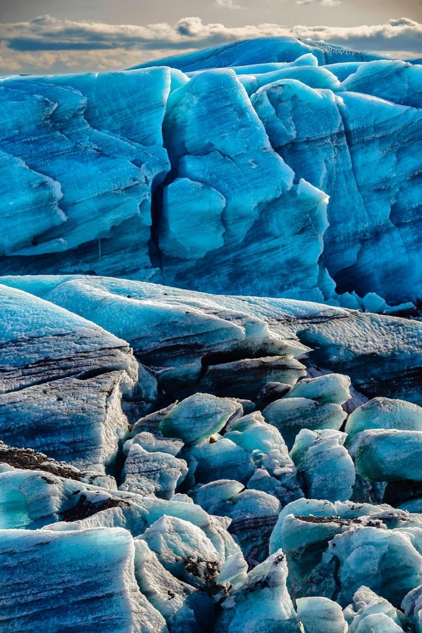 Лёд: интересные факты об этой форме воды
