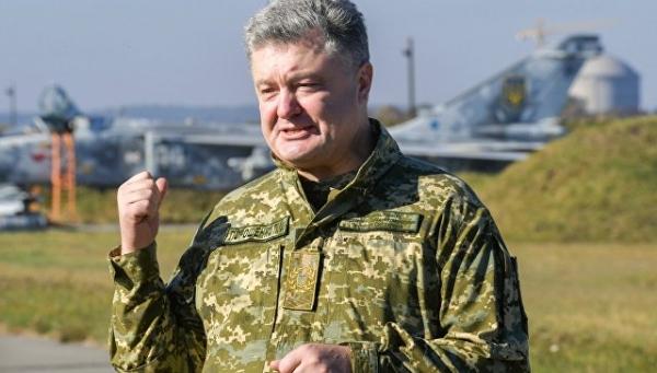 """Порошенко пригрозил украинской авиацией: """"Россия дорого заплатит"""""""