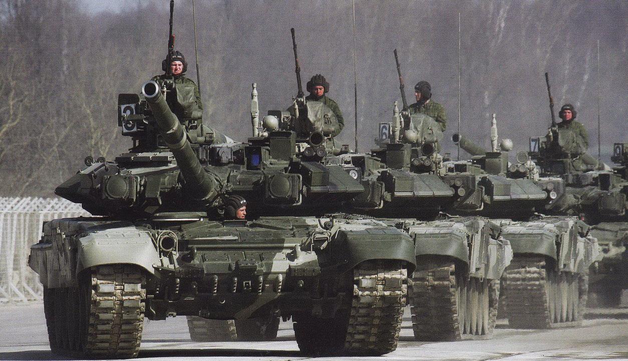 Чем слабее армия, тем хуже живет страна.