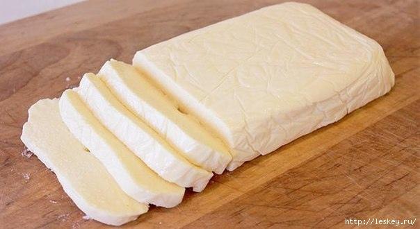 ЛЮБИМЫЙ ЗАВТРАК. Делаем сыр …