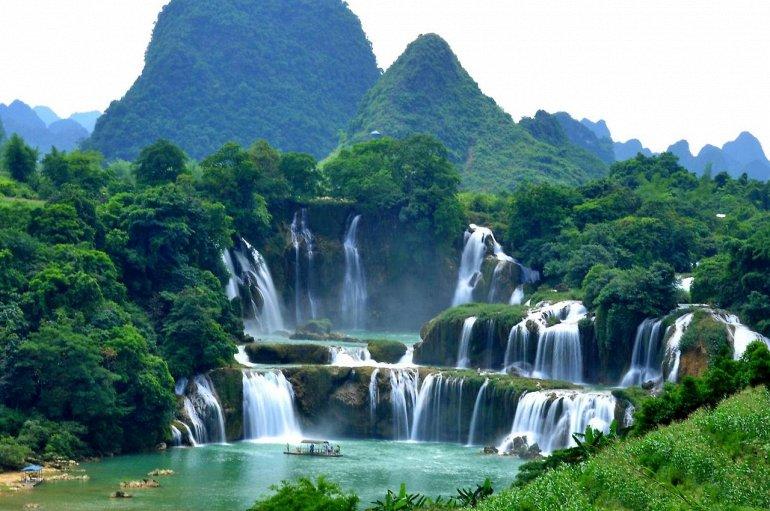 Азиатское чудо природы