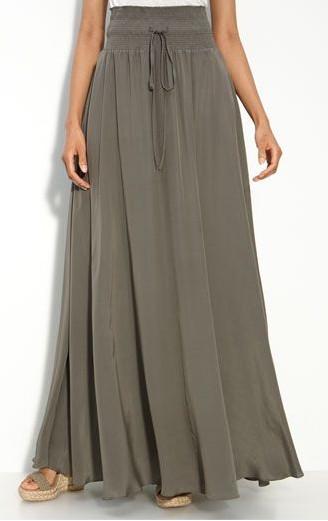 Длинные юбки + выкройки, мас…