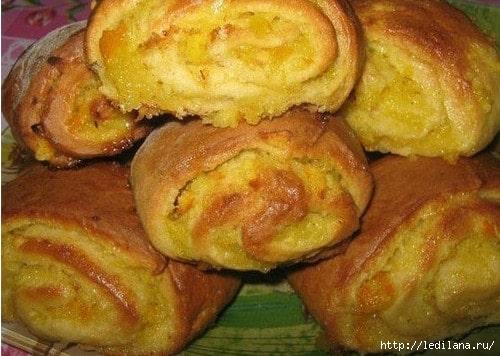 Нежное, вкусное апельсиновое печенье
