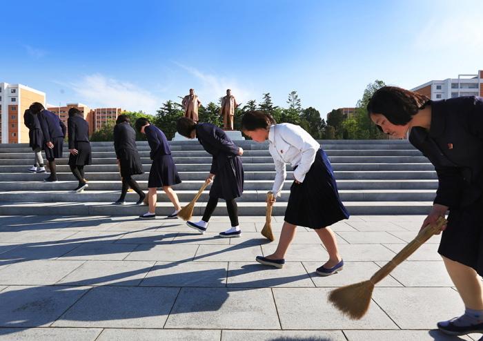 Табу и запреты в Северной Корее