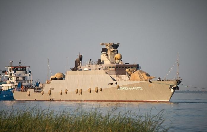 «Морской палач» вошел в состав Черноморского флота