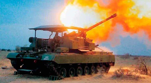Современная артиллерия России и США: чьи пушки лучше?