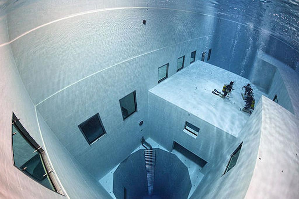 deepest 7 Самый глубокий бассейн в мире