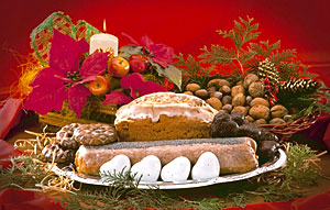 Готовим рождественский кекс