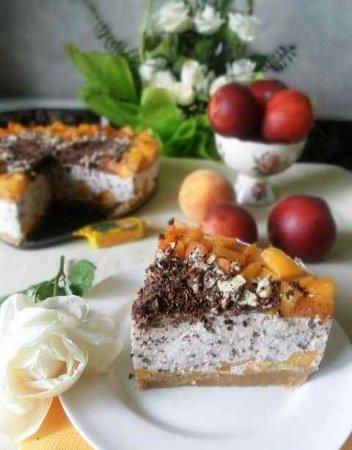 Торт-десерт без выпечки