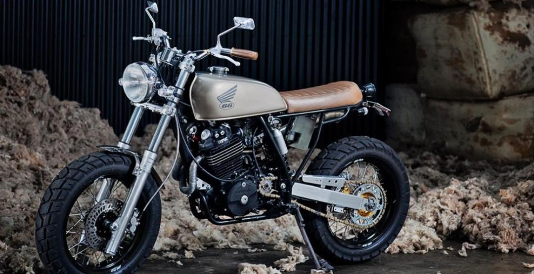 Фото Honda, Sixty Six Motorcycles
