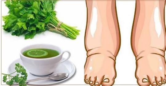 Эффективный рецепт поможет справится с задержкой жидкости, отёками и лишним весом
