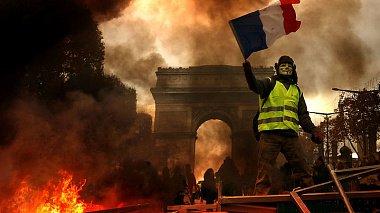 Решающий момент. Французские СМИ о свободе слова в протестах «желтых жилетов»