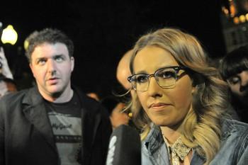 Собчак рассказала о реакции Путина на ее решение пойти в президенты