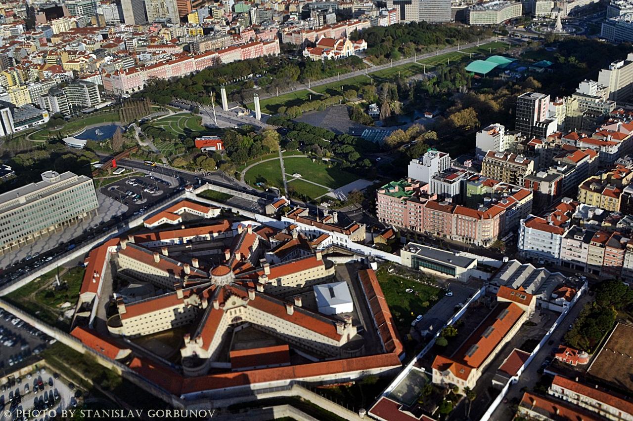 Самый дешёвый отель Лиссабона, о котором почти никто ничего не знает