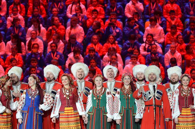Стала известна стоимость поездки кубанских казаков на свадьбу с Путиным в Австрию