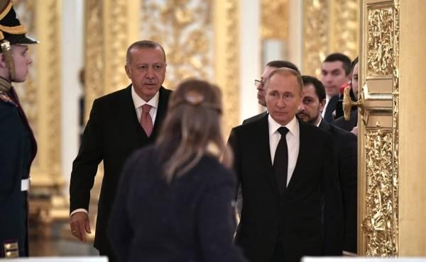 Al-monitor: Россия и Турция хотят расширить связи в разных областях