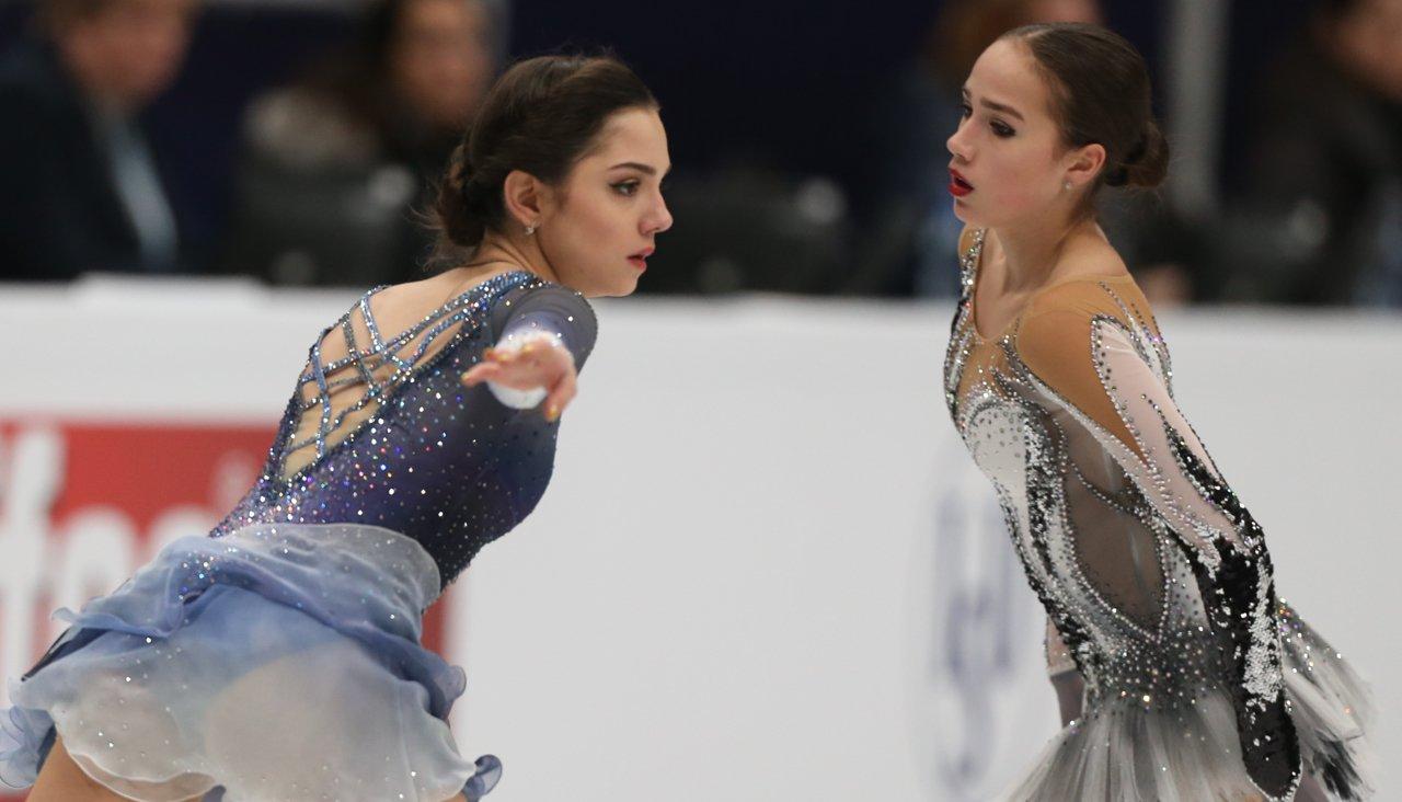 Триумф российских спортсмено…