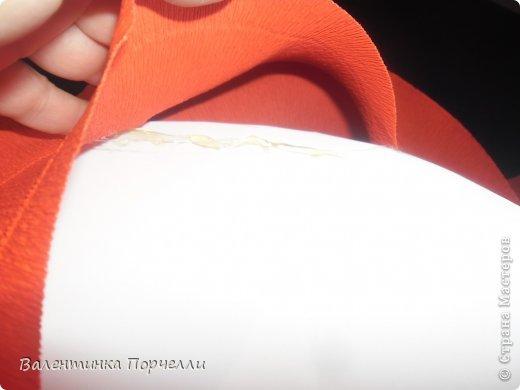 Мастер-класс Моделирование МК по каркасу для букета из игрушек Бумага гофрированная фото 14
