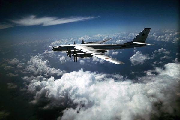 Российские Ту-95 с ядерными ракетами перехвачены у берегов Британии