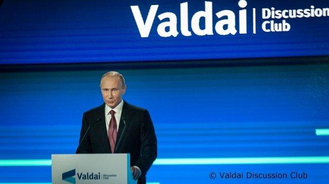 """""""Россия ответит мгновенно"""" - сказал Путин. Точка."""