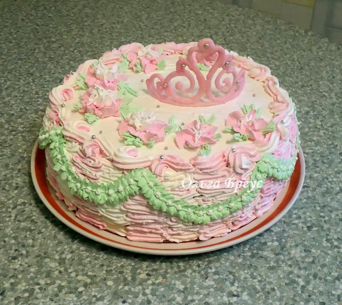 Мои новые торты для вас
