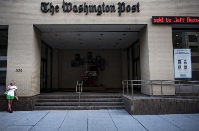 The Washington Post: западна…