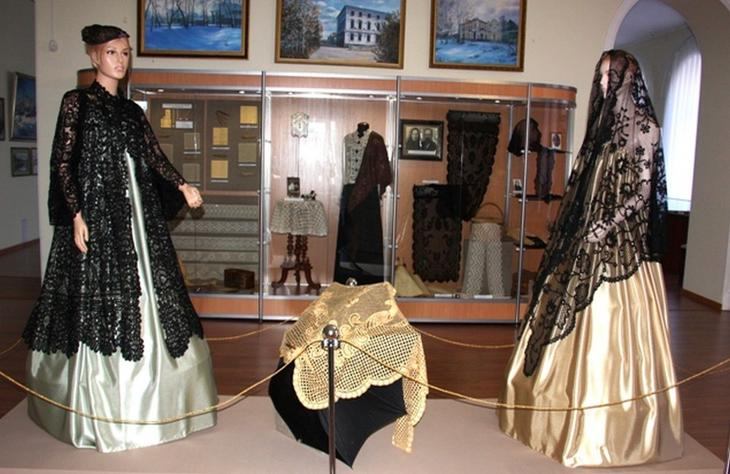 Музей кружева в Балахне