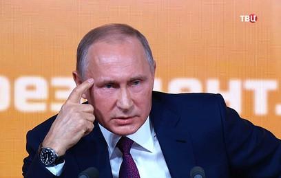 Путин: Россия и Украина - это один народ
