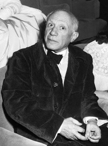 Pablo Picasso 1953 (356x480, 33Kb)