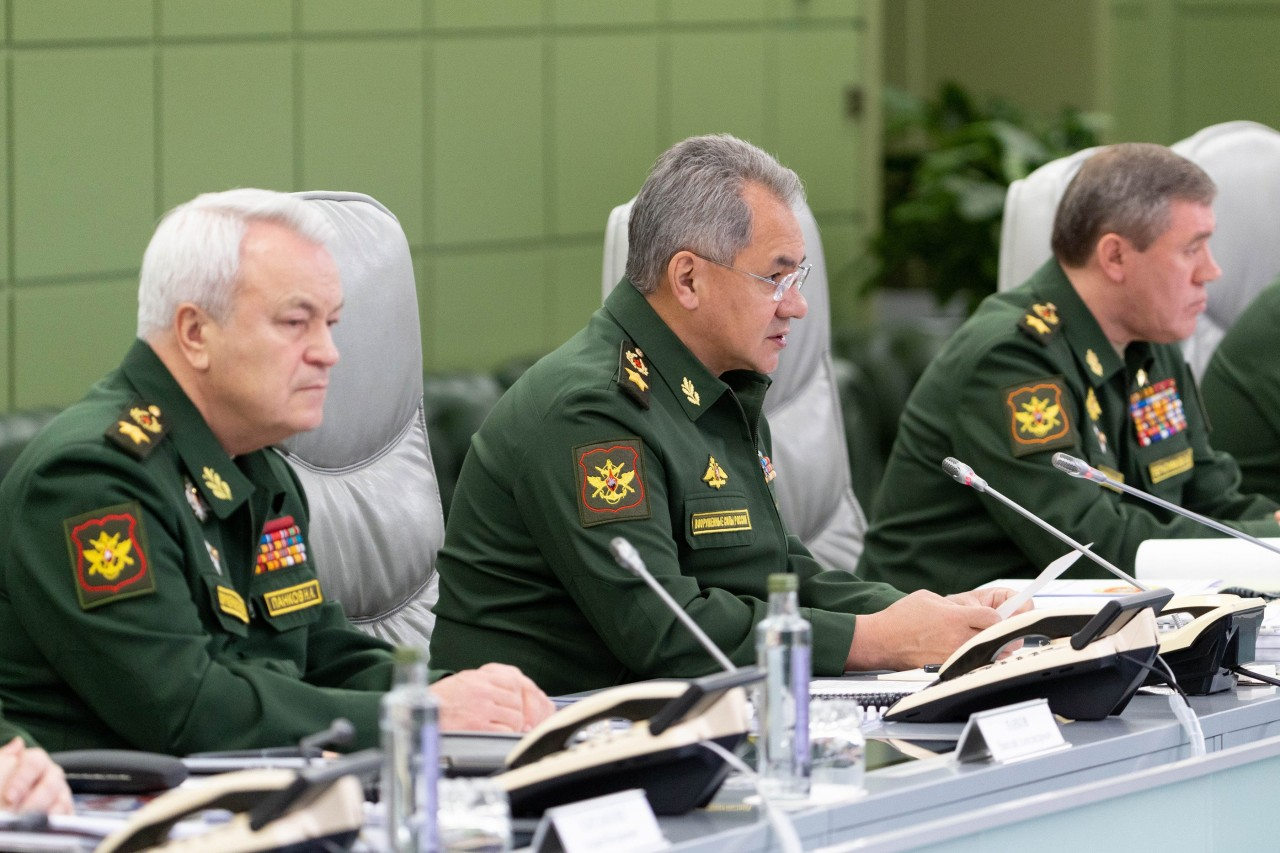 В Минобороны РФ обсудили работу с Израилем в Сирии