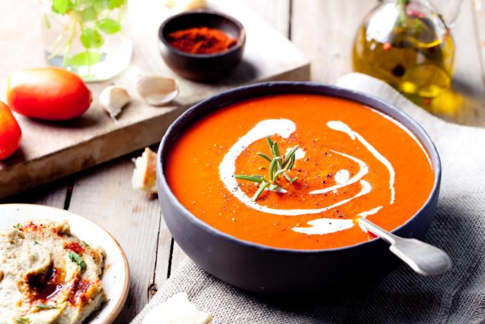 3 зимних крем-супа, которые можно приготовить за 20 минут