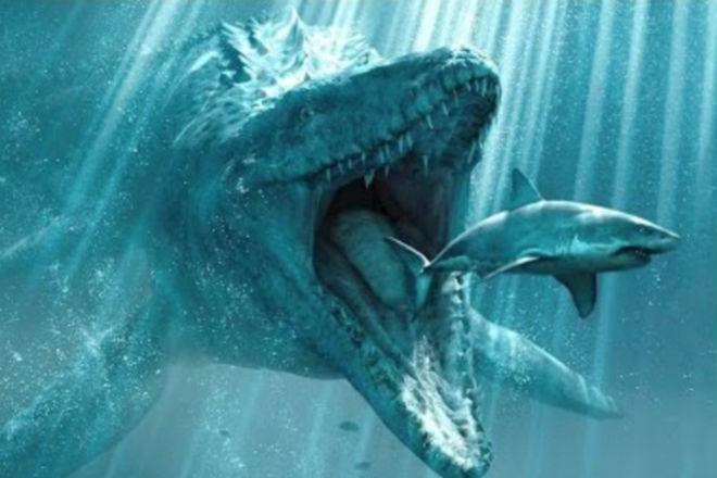 Самые огромные подводные монстры в истории Земли