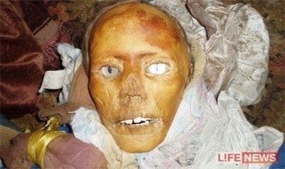 Говорящие мумии Анатолия Москвина