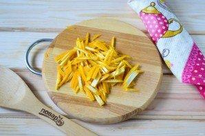 Варенье из имбиря и апельсинов - фото шаг 3