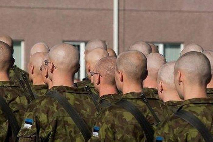 В Эстонии поменяли медицинские требования к призывникам