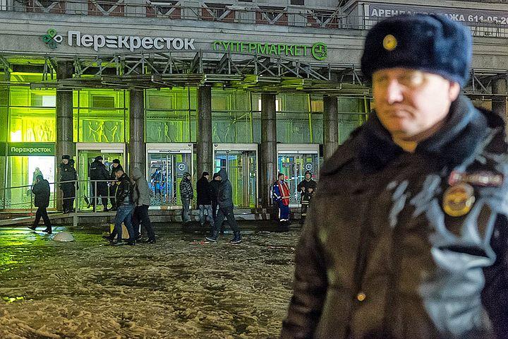 Эксперт: Устроивший взрыв в Петербурге - не фанатик, а расчетливый преступник, не готовый расстаться с жизнью