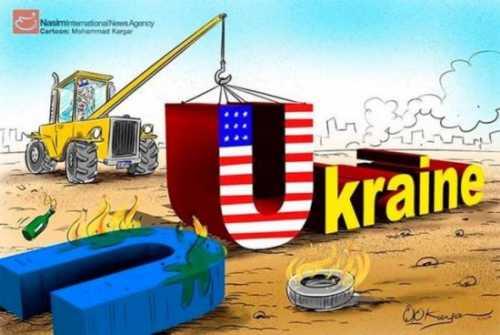 «Русские идут»: украинские националисты в страхе-шоке-ужасе