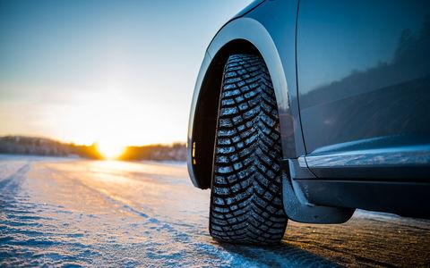 Новые зимние шины Michelin: …