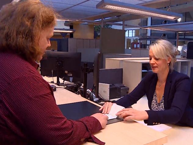 В Голландии выдали первый паспорт с указанием нейтрального пола