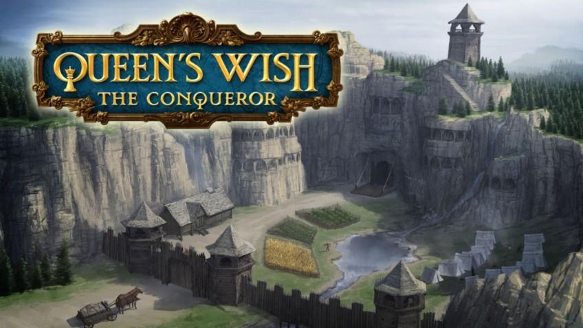 Ролевая игра Queen's Wish: The Conqueror собрала деньги за один день