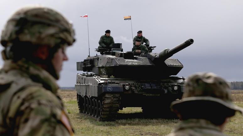 Военный эксперт: НАТО не против России — оно просто не воюет с марсианами